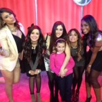 Isabella with Fifth Harmony